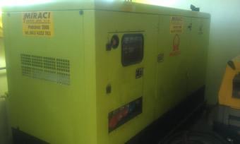Dieselový agregátor 160kVA